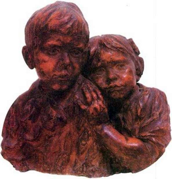 Діти   Борис Кустодієв