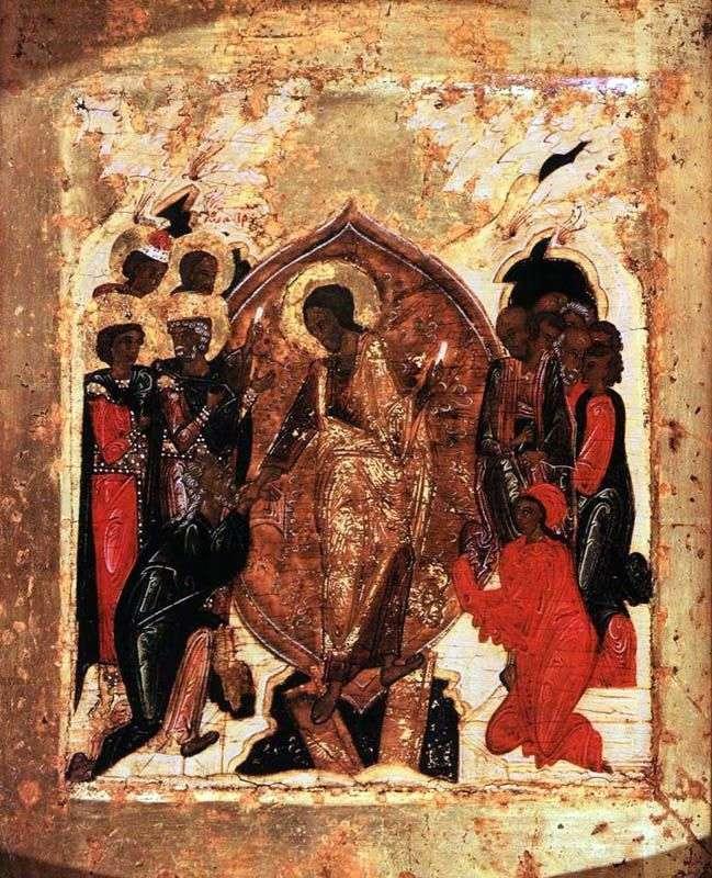 Воскресіння   Зішестя в Пекло