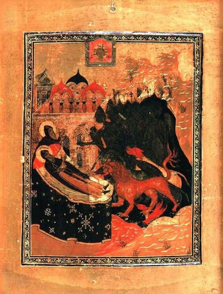 Спокуса святого Антонія Великого