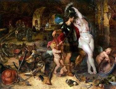 Повернення з війни   Пітер Рубенс