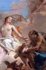 Алегорія з Венерою і Часом   Джованні Баттіста Тьєполо