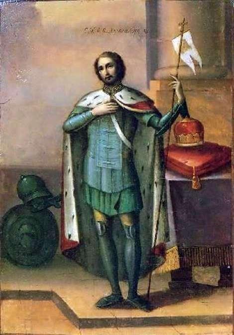 Святий благовірний князь Олександр Невський