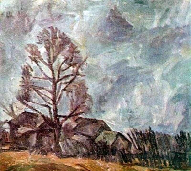 Голе дерево   Павло Ніконов