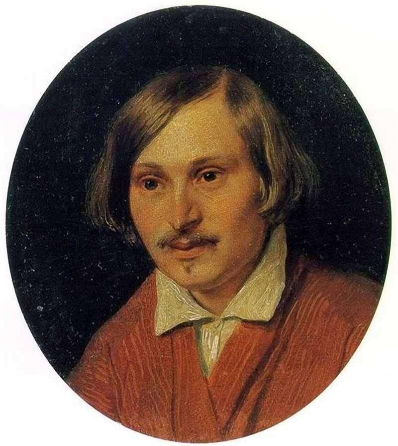 Портрет Н. В. Гоголя   Олександр Іванов