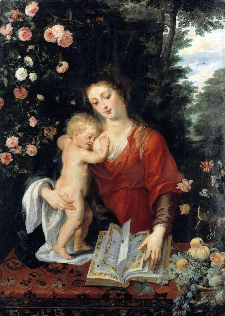 Мадонна з Немовлям   Пітер Рубенс