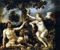 Спокуса Адама і Єви   Якоб Йорданс