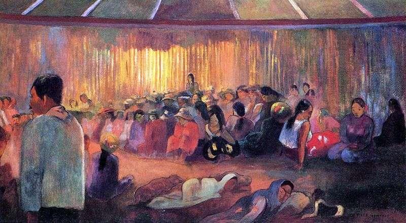 Будинок Гімнів   Поль Гоген