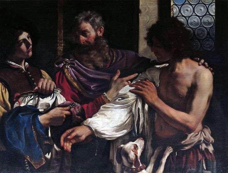 Повернення блудного сина   Гверчино