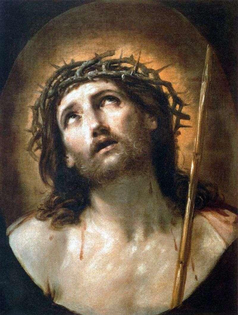 Христос у терновому вінці   Гвідо Рені