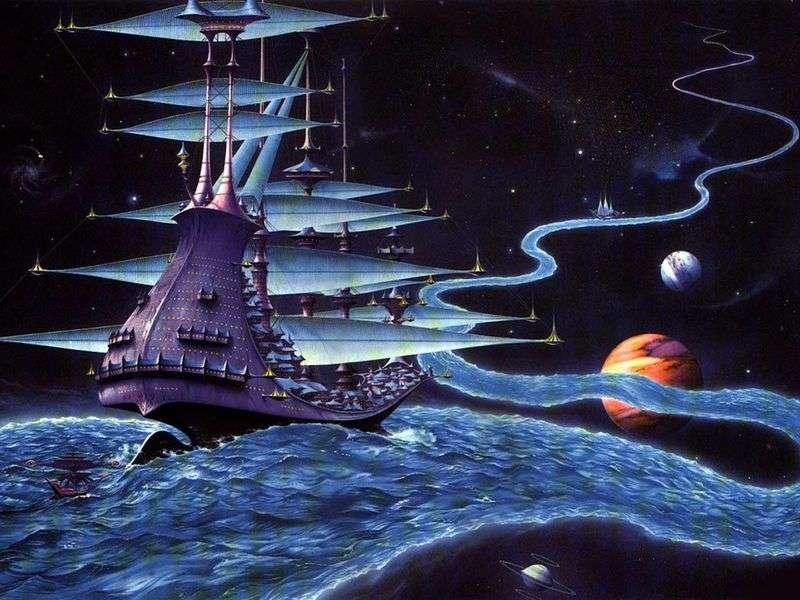 Зоряна ріка   Родні Меттьюз