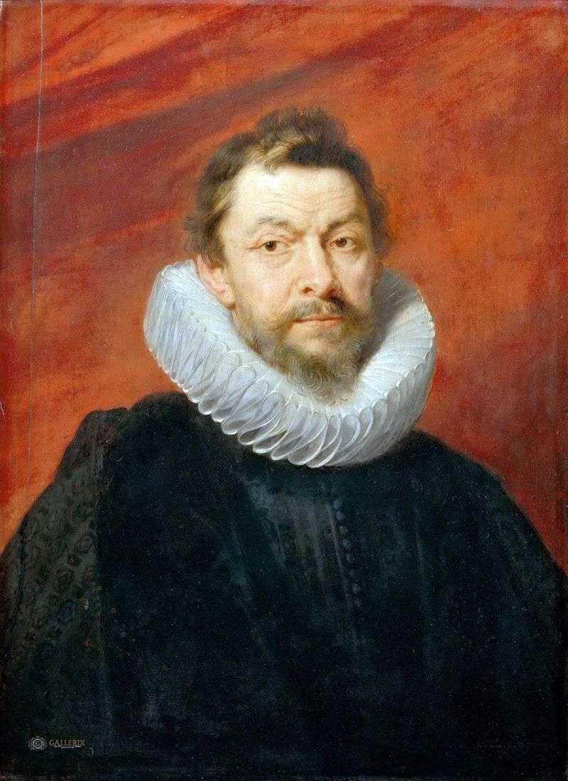 Портрет барона Генрі де Віка   Пітер Рубенс