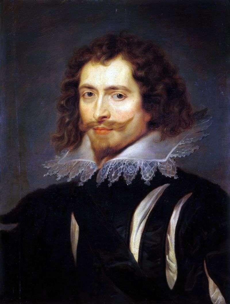 Портрет герцога Бекінгема   Пітер Рубенс