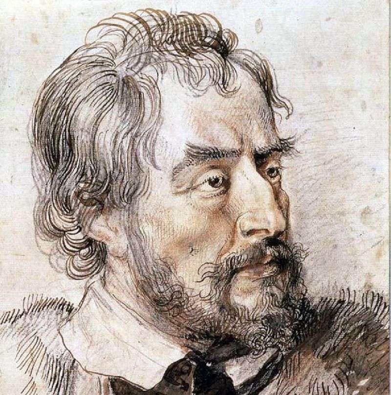 Портрет графа Арандэля   Пітер Рубенс