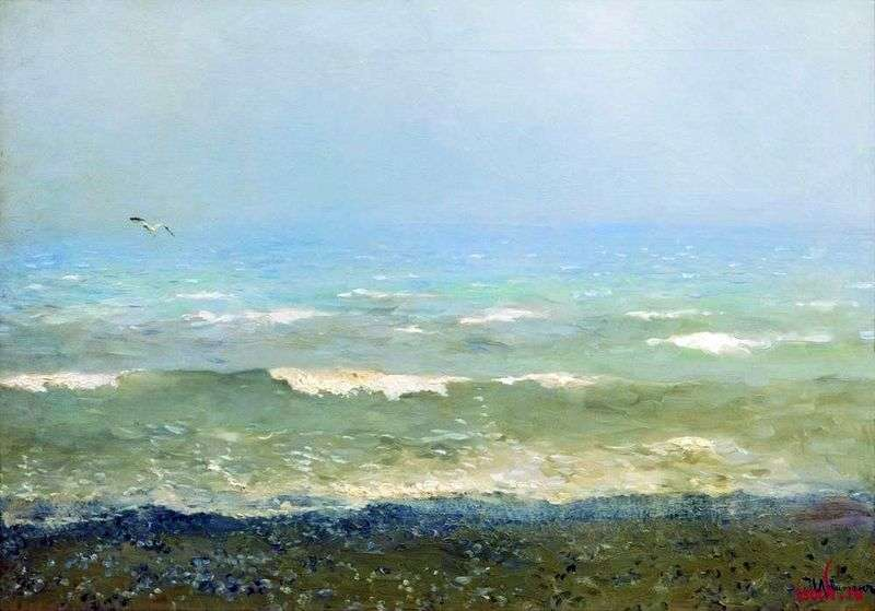 Берег Середземного моря   Ісаак Левітан