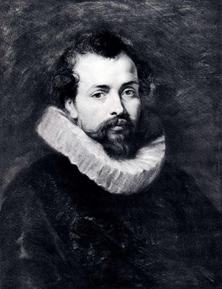 Портрет Філіпа Рубенса   Пітер Рубенс