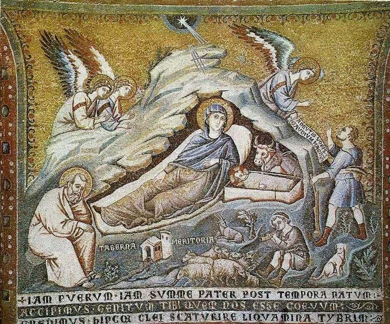 Різдво Христове.   Пєтро Кавалліні