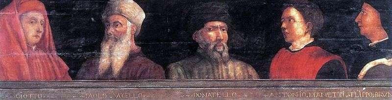 Засновники флорентійської школи   Паоло Уччелло