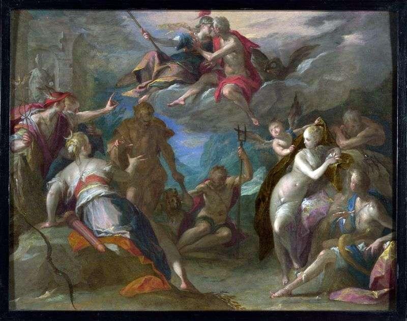 Здивування богів   Ханс фон Аахен