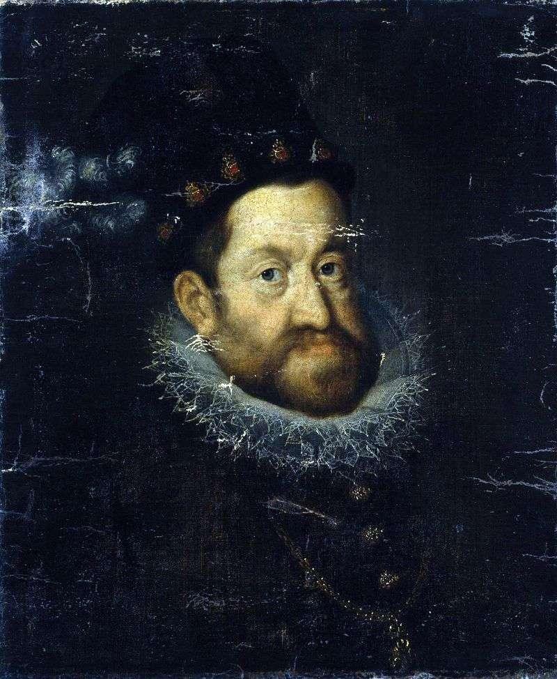 Імператор Рудольф II   Ханс фон Аахен