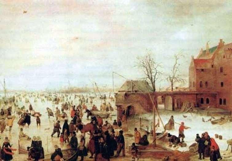 Зимові розваги   Хендрік Аверкамп