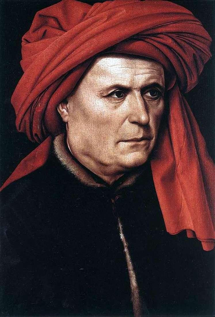 Чоловічий портрет   Робер Кампен