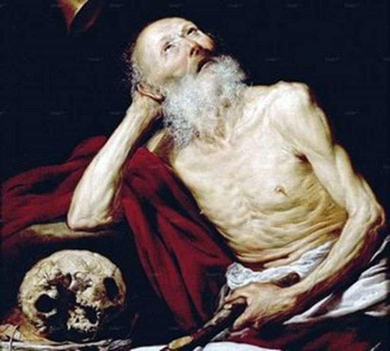 Святий Ієронім   Антоніо де Переду і Сальгадо