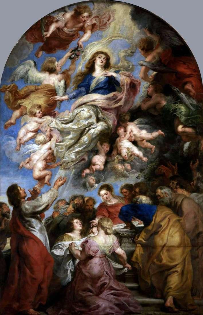 Успіння Пресвятої Діви Марії   Пітер Рубенс