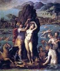 Персей і Андромеда   Джорджо Вазарі