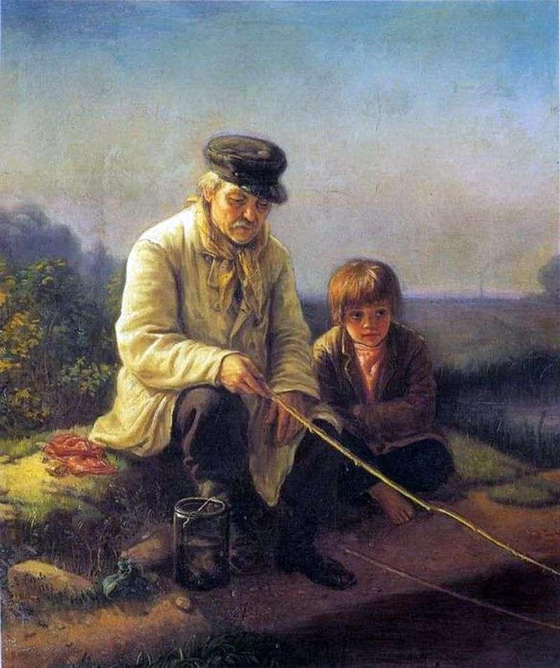 Риболовля   Василь Перов
