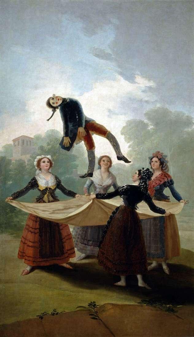 Соломяна лялька   Франсіско де Гойя