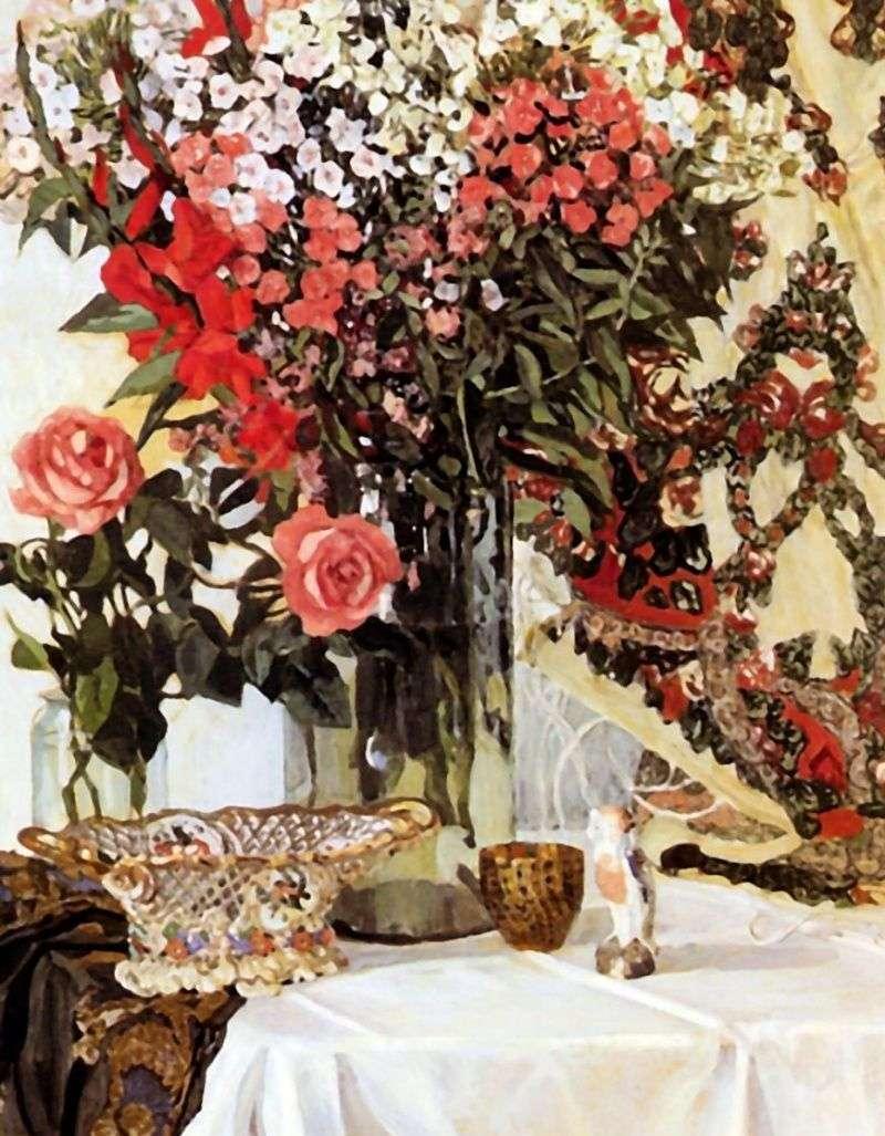 Натюрморт. Квіти у вазі   Олександр Головін
