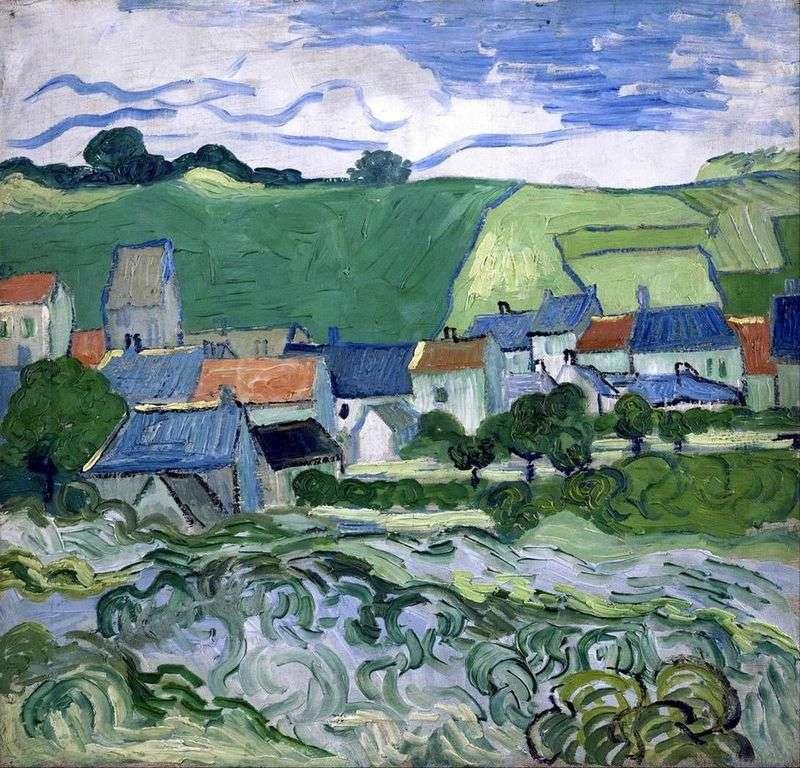 Вид на Овер   Вінсент Ван Гог