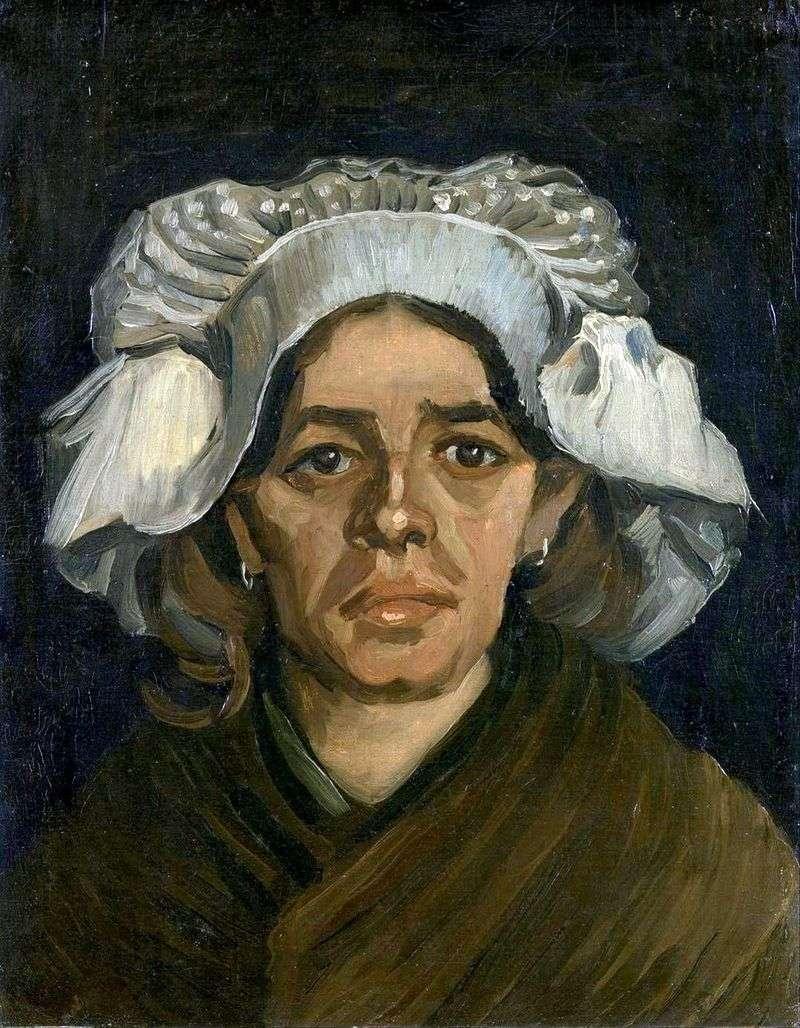 Гордіна де Гроот, портрет   Вінсент Ван Гог