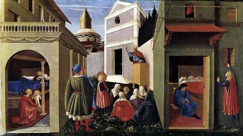 Перуджийский триптих   Фра Анджеліко