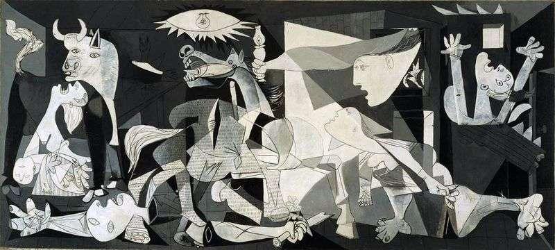 Герніка   Пабло Пікассо