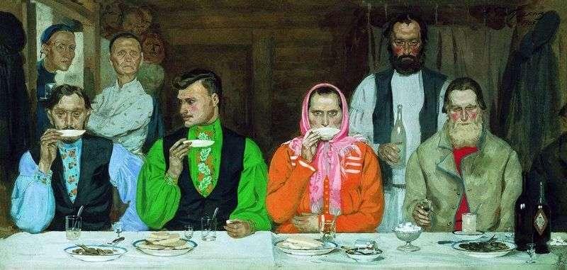 Чаювання   Андрій Рябушкін