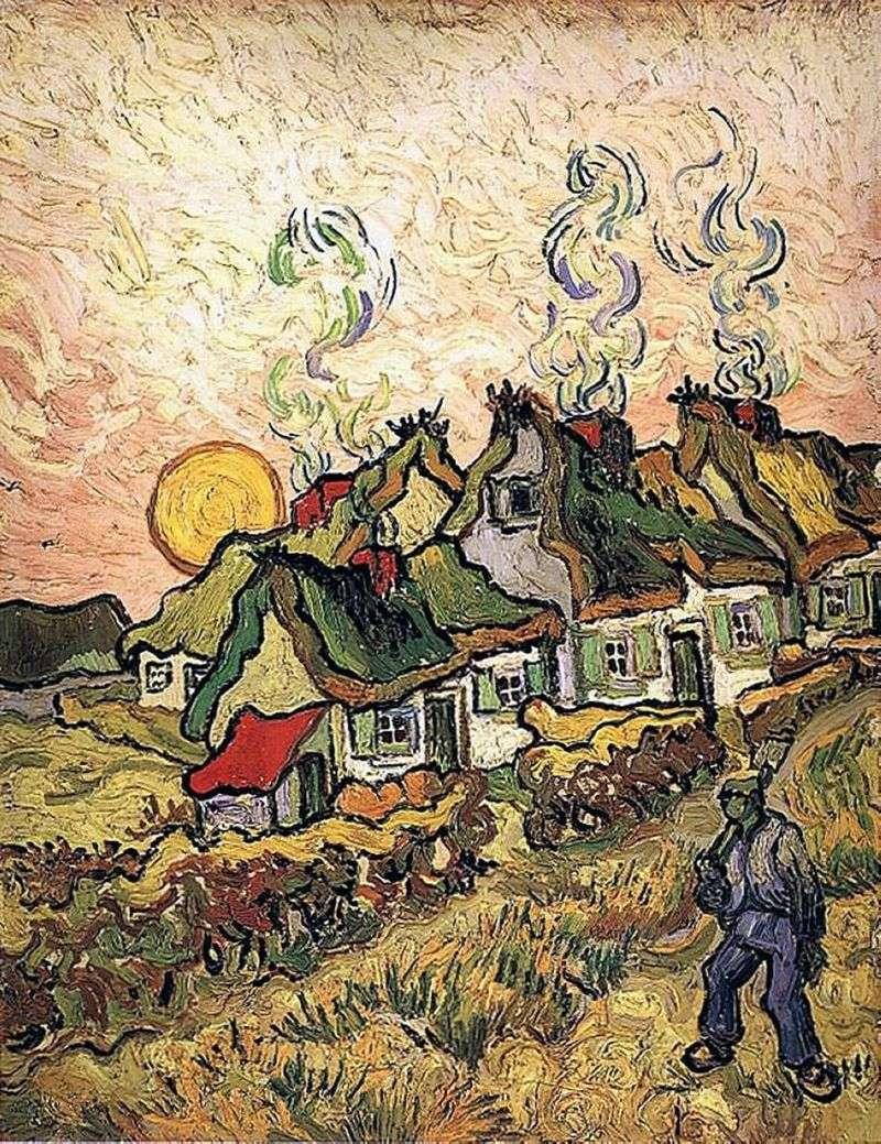 Будинки: Спогад про Півночі   Вінсент Ван Гог