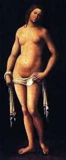 Оголена жінка (Венера)   Лоренцо Коста