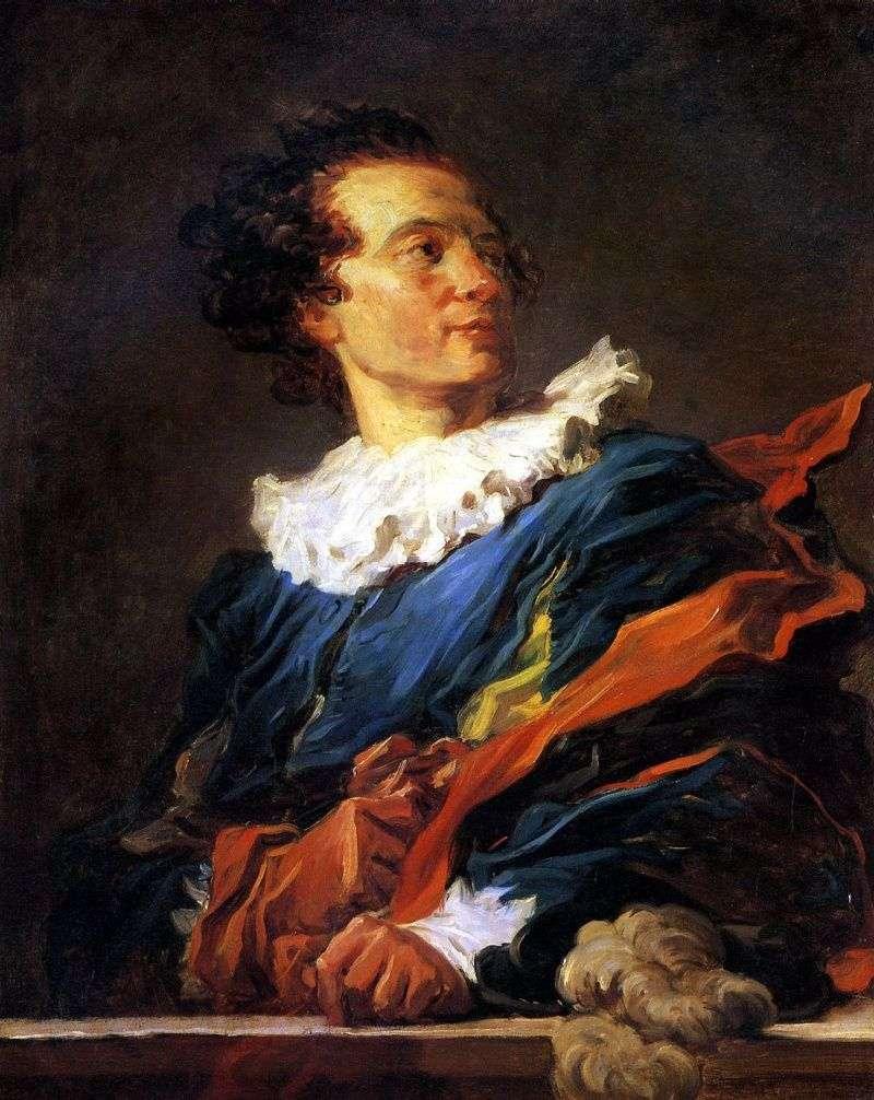 Жан Клод Рішар, абат Сен Нон   Жан Оноре Фрагонар