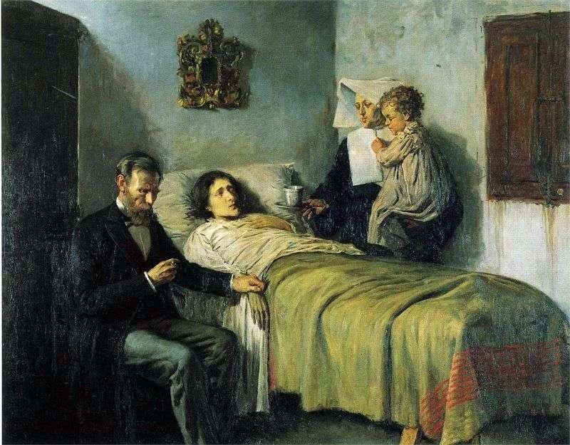 Знання і милосердя   Пабло Пікассо