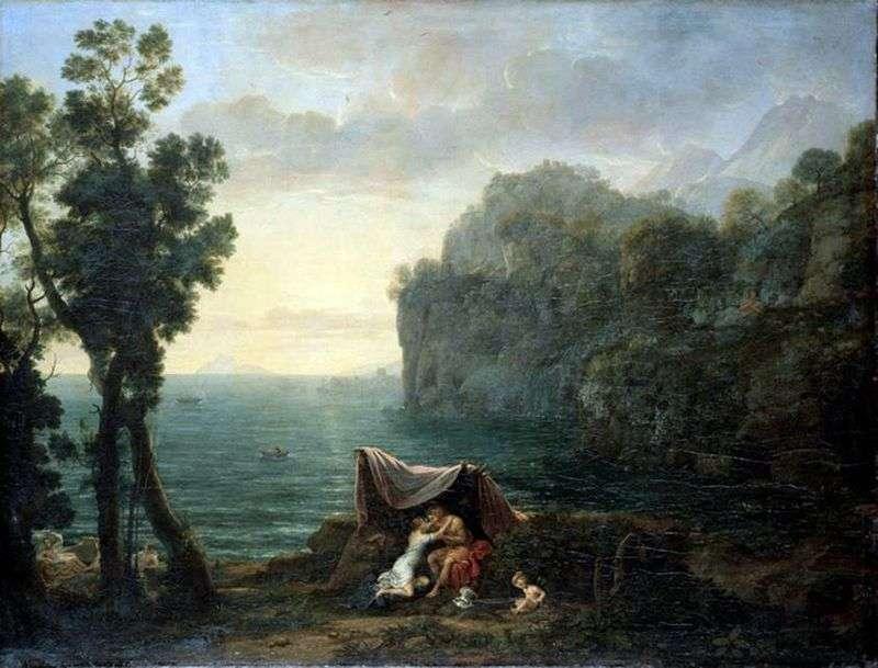 Ацис і Галатея   Клод Лоррен
