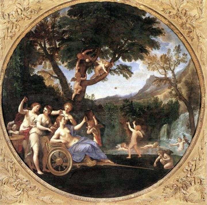 Весна (Туалет Венери)   Франческо Альбані