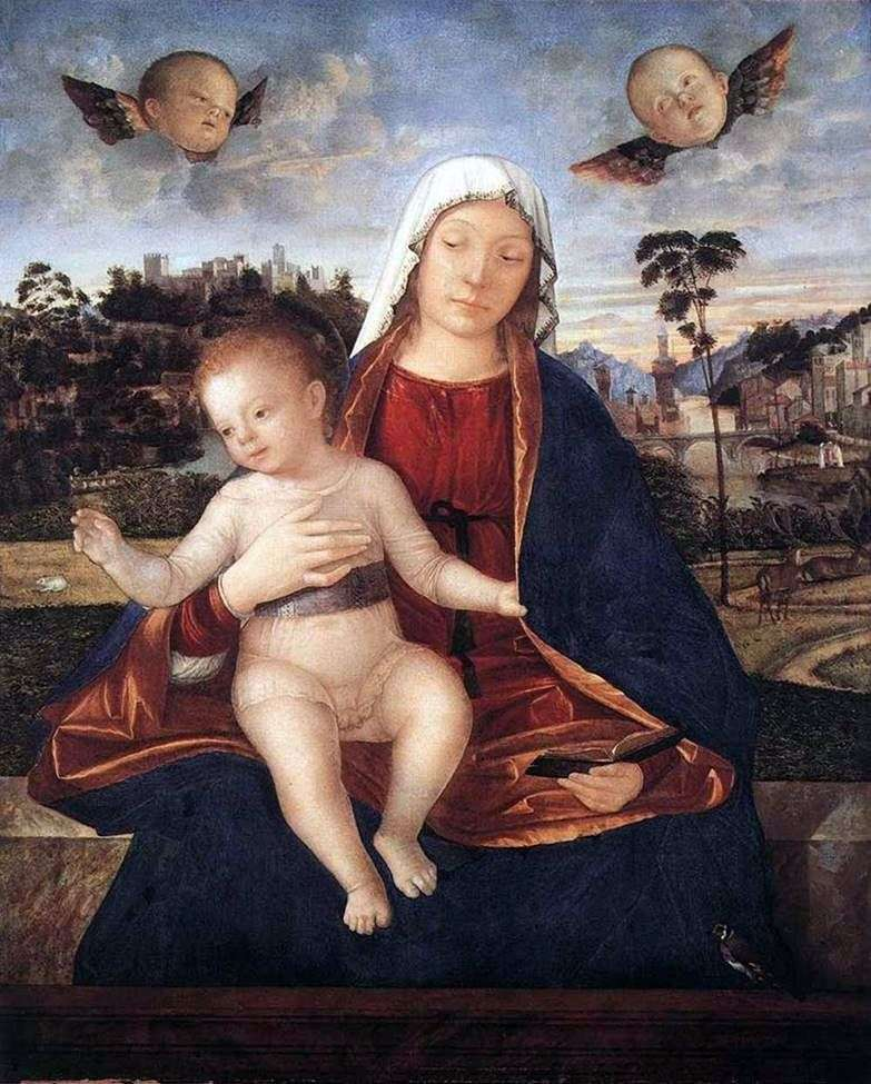 Мадонна з Немовлям   Вітторе Карпаччо