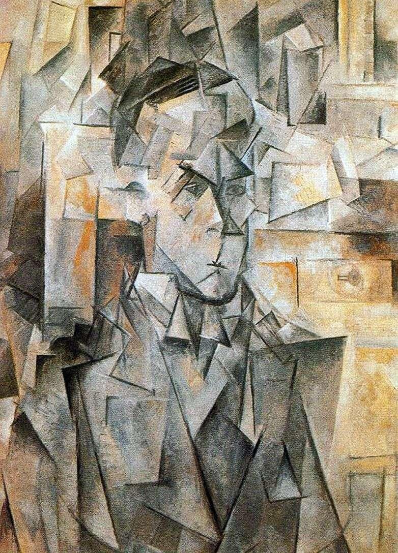 Портрет Вільгельма Уде   Пабло Пікассо