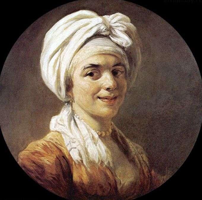 Портрет мадам Марі Анна Фрагонар