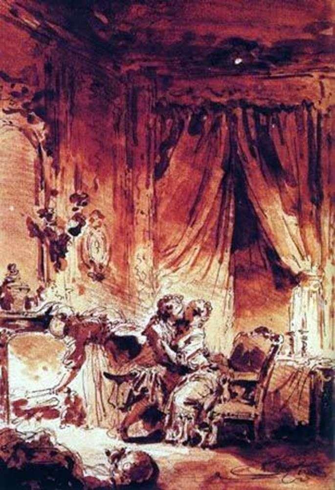Прощений слуга   Жан Оноре Фрагонар