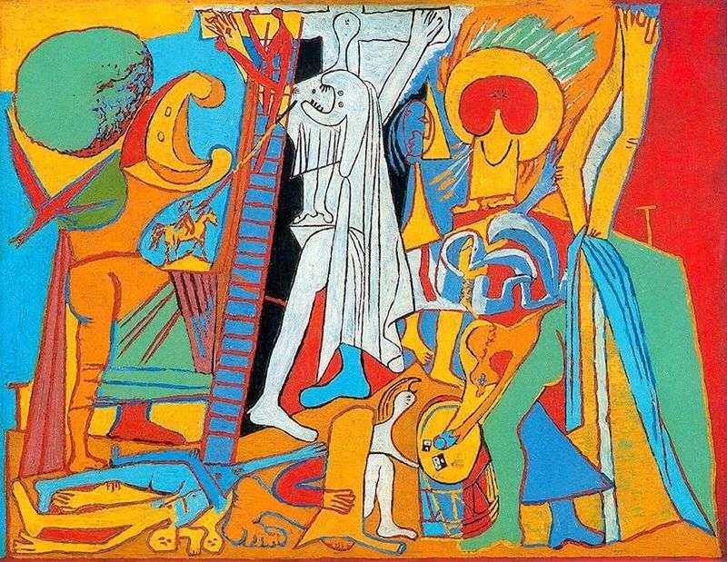 Розпяття   Пабло Пікассо