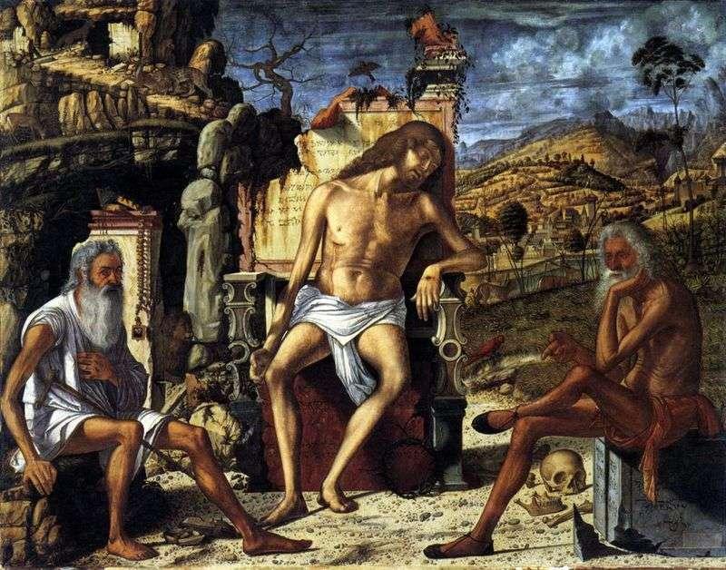 Роздуми про Страсті Христові   Вітторе Карпаччо