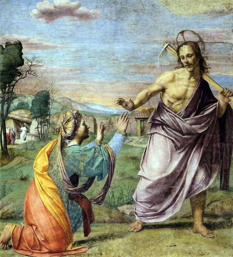 Явище Христа   Франчабиджо