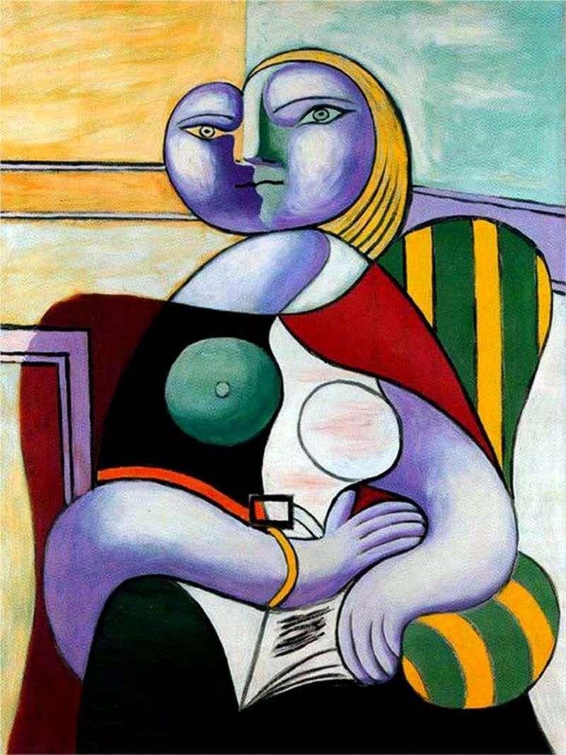 Читання   Пабло Пікассо